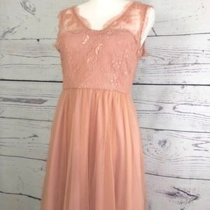 BHLDN Hitherto Lace Wedding Bridesmaids NWOT Dress